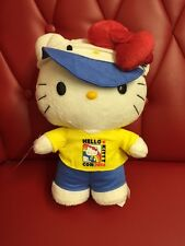 Hello Kitty Con 2014 Exclusive Plush Doll With Logo (A2)