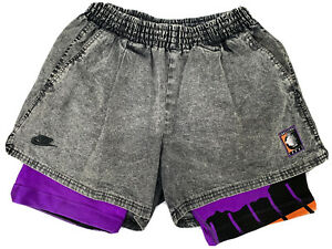 Nike Andre Agassi Challenge Court Vintage Shorts Rare Mens Size L