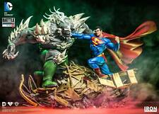 Iron Studios DC Comics Superman vs Doomsday Sixth Scale Diorama Statue