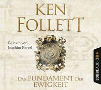 Das Fundament der Ewigkeit von Ken Follett (ET 12.09.2017, Hörbuch)