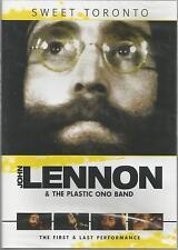 John Lennnon (Beatles) - Sweet Toronto DVD