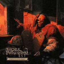 Mors Principium Est - Embers Of A Dying World [New CD]