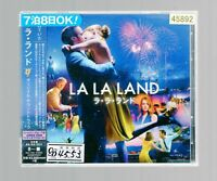LA LA LAND Original Motion Picture Soundtrack[CD][with OBI]