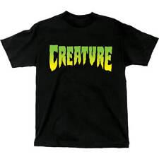 Creature Skateboards Logo Men's Short Sleeve T-Shirt - Medium