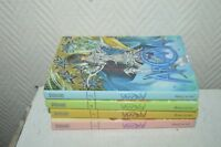 LOT 4 MANGA  ARCANA BY LEE SO YOUNG    N° 1 A 4 SAPHIRA  BOOK