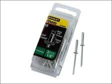 Stanley Tools - 1-PAA48 Aluminium Rivets Long 3mm (15)