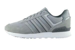 adidas 10K grau Herren Freizeit Sneaker BB7379