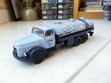 Volvo N88 Lait Mont Blanc Camion d'autrefois 1/43 Ixo