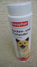 Flohpuder Beaphar Hund, Zeckenpuder, Parasiten, Flöhe Hund, Flohpuder Beaphar