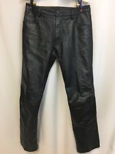 Motogp Motorcycle Leather Pants 8 Womens Riding Bike Cycle Moto Biker Soft