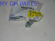 GM OEM-Engine Oil Drain Plug 11562588