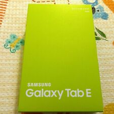 New Samsung Galaxy Tab E 9.6 Quad Core 16 GB Wifi Android...