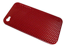 IPHONE 4 PERFORATED HARD BACK COVER CASES