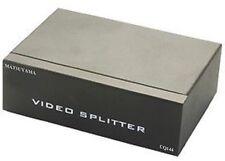 VIDEO SPLITTER VGA 4 VIE COLLEGARE 4 MONITOR / TV AD 1 PC