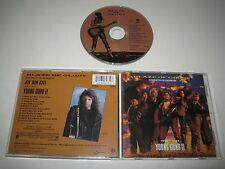 YOUNG GUNS II/SOUNDTRACK/JON BON JOVI(VERTIGO/846 473-2)CD ALBUM