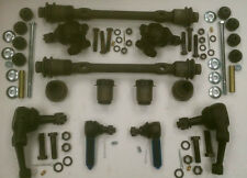 Ford T-Bird Front End Kit Tie Rod Ends+Ball Joints+Control Arm Shafts 1954-57