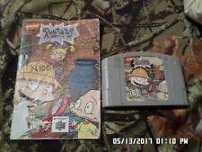 Nintendo 64 Game - Rugrats Scavenger Hunt w/ Instruction Manual (N-64)