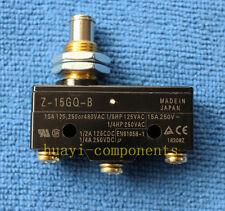 1pcs Z-15GQ-B Z15GQB OMRON Limit Basic Switch