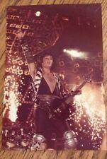 KISS Gene Simmons close up Animalize Tour 3 x 5 photo