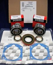 Pontiac 1959 - 1964 Rear Wheel Bearings and Diff Seal-up Kit 59 60 61 62 63 64