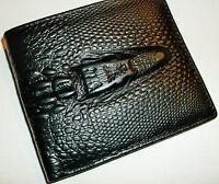 cocodrilo (jinbaolai) Hombre De Diseño Cartera de piel