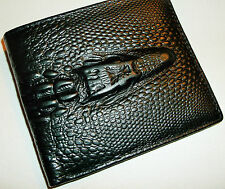 COCCODRILLO (jinbaolai) Designer MENS LEATHER WALLET