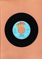 "COLE, NAT ""KING"" - RAMBLIN' ROSE / THE CHRISTMAS SONG  ""JUKEBOX"" 45  UNPLAYED"