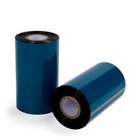 "use with Zebra Printers, DNP 18100618-6  Resin//Wax Printer Ribbon 4/""x 1476 ft."