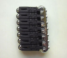 Schaller Hannes 7-string Piezo Guitar Bridge Chrome