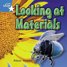 What Is It Made From?: Blue Level, Book 2 (with Parent Notes) (Rigny-ExLibrary