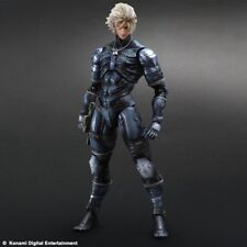 Square Enix METAL GEAR SOLID2 SONS OF LIBERTY PLAY ARTS Kai Raiden Japan version