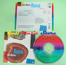 CD ROVA The works volume 1 1995 italy BLACK SAINT 120176-2 (Xs4) no lp mc dvd