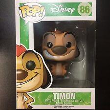 Funko POP Disney Lion King Timon VAULTED Mint Box