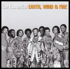 EARTH WIND & FIRE (2 CD) THE ESSENTIAL ~ 70's GREATEST HITS / BEST OF *NEW*
