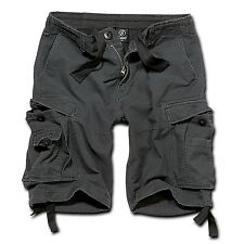 Shorts Brandit Vintage Classic 2002-2 schwarz XL