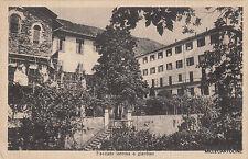 * RONCO DI GHIFFA - Pensionato Benedettine SS.Sacramento - Facciata e giardino