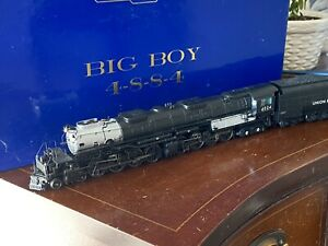 Athearn Genesis HO 4-8-8-4 Big Boy Steam Union Pacific UP #4024 DCC/SND