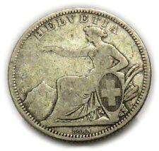 1 Franc 1860 - Suisse - Switzerland