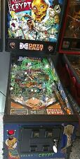 Tales From The Crypt Pinball Machine by Data East