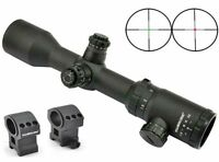 Visionking 1.5-6x42 Turret Lock Mil-dot 30 Hunting Rifle scope & Rings