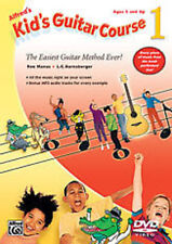 Kids Guitar Course 1 DVD; Harnsberger & Manus, DVDs, ALFRED - 30608