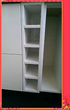 High Gloss White Kitchen Cabinet Base Wine Rack