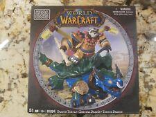 Mega Bloks World of Warcraft dragon turtle 2011 NIB