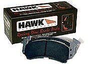 Hawk Performance HB237L.480 MT4 Blue Brake Pad Axle Set 4 - 12mm