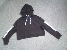 Kapuzenshirt * Hoodie Sweatshirt Pullover * Schwarz H&M Divided S *° Neu