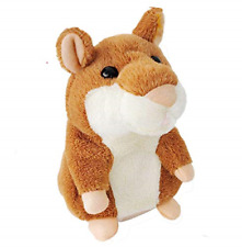 New listing Tockrop Talking Hamster Mouse Plush Interactive Toy Repeat What You Say Mimicry