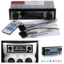 12V 4 Channel Digital Bluetooth Audio USB SD FM WMA WAV Radio Stereo MP3 Player