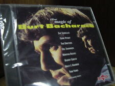 RARE AND VALUABLE THE MAGIC OF BURT BACHARACH - COLLECTORS UK CHARLY PRESSING