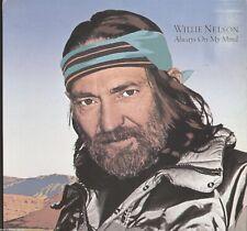 Willie Nelson Always On My Mind Vinyl LP Record Album