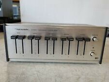Realistic Stereo Frequency Equalizer 31-1987